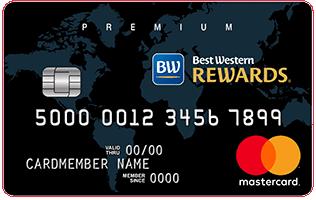 Best Western Rewards Premium MasterCard