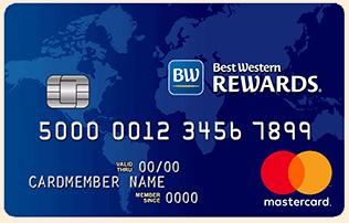 Best Western Rewards® Mastercard No Annual Fee