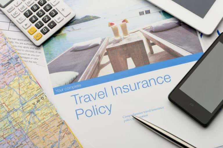 Trip Cancellation and Trip Interruption Insurance