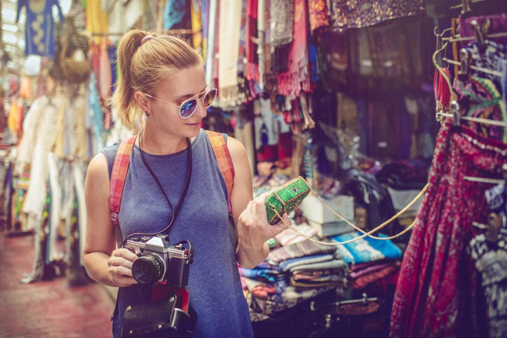 souvenirs market in israel