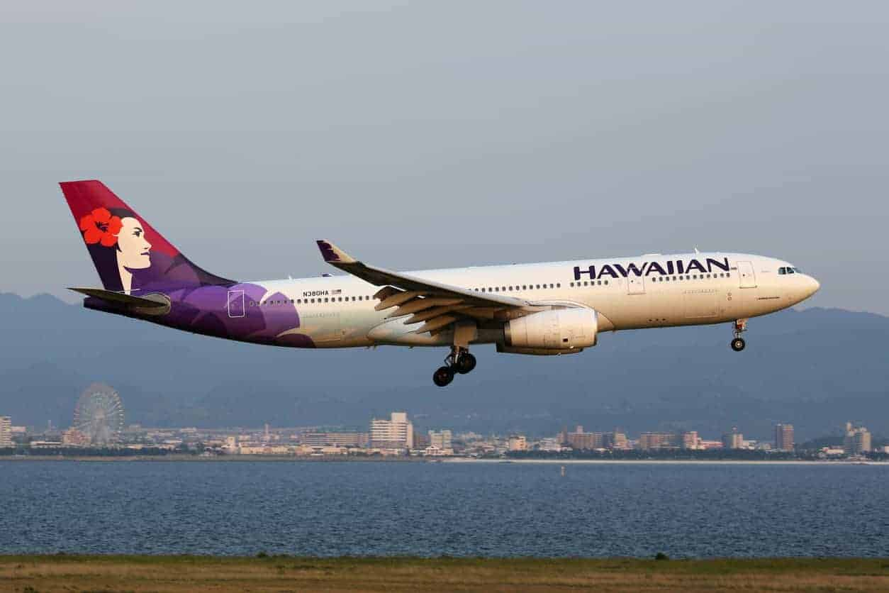 Hawaiian-Airlines-Airbus-A330-200-airplane