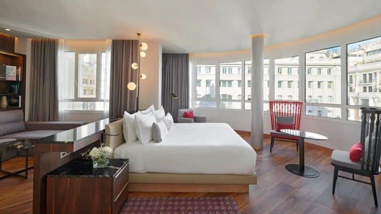 Hyatt Centric Gran Via Madrid | Executive Suite Room