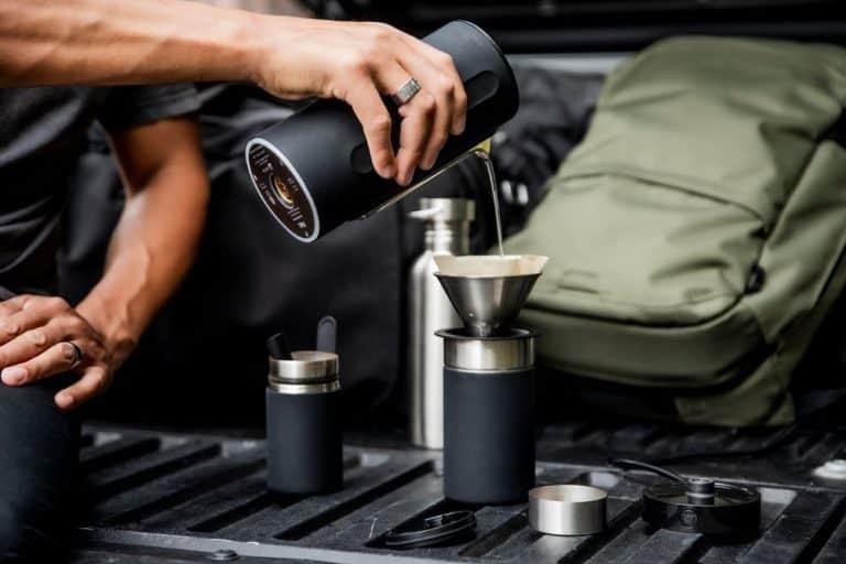 Pakt Portable Coffee Kit
