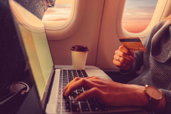booking flight