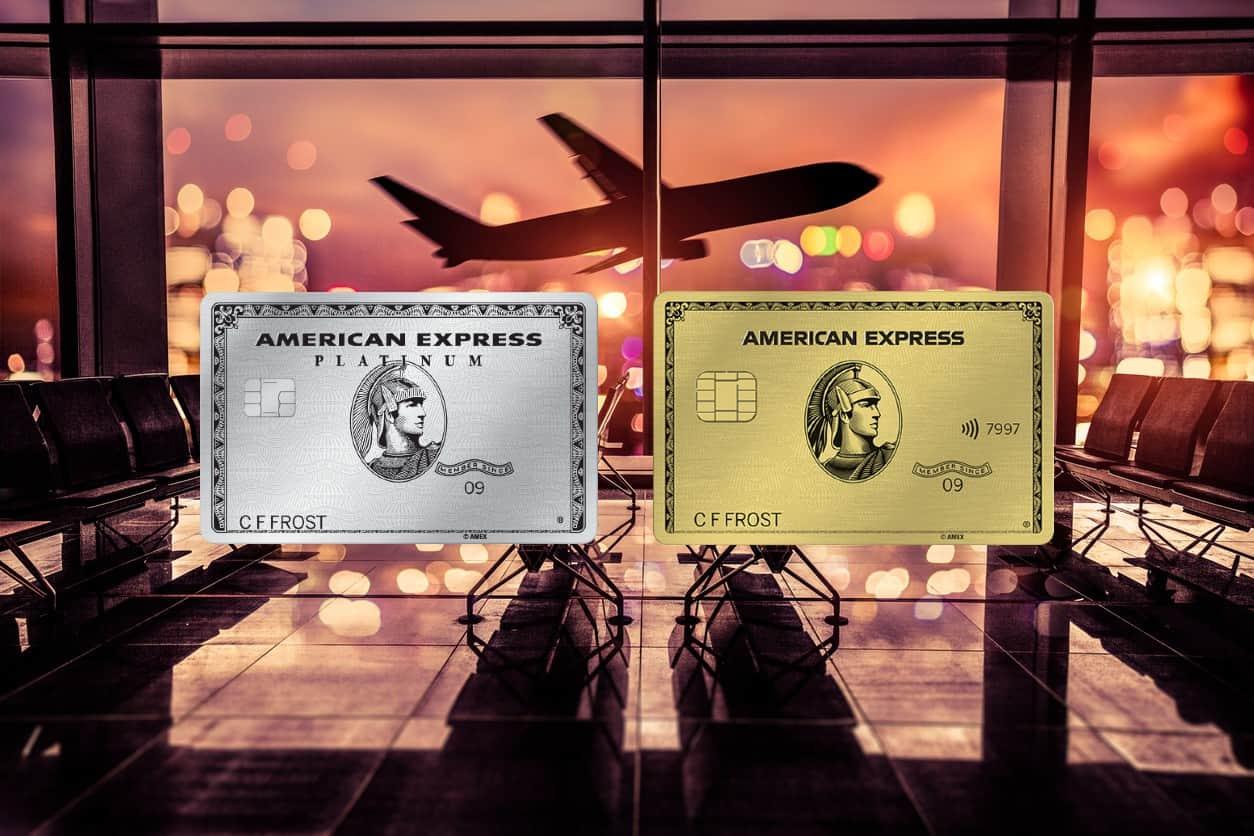 Amex Gold vs Amex Platinum