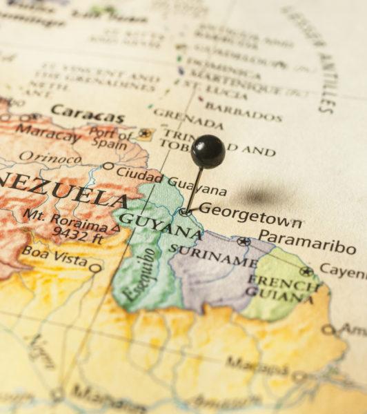 Guyana Surinam