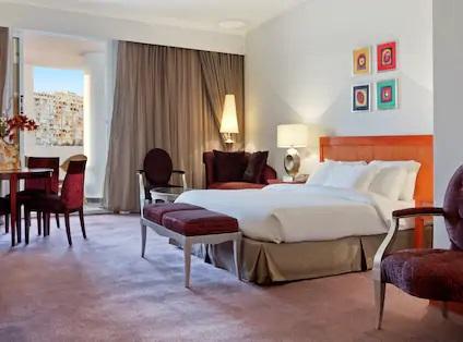 Hilton Alexandria Green Plaza: Executive Presidential Suite