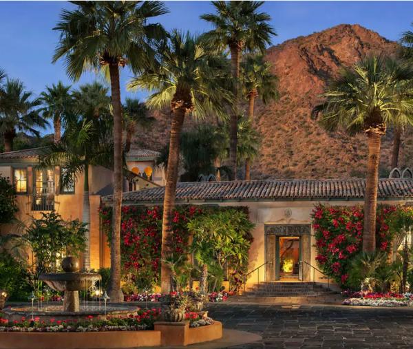 Royal Palms Resort and Spa Scottsdale Arizona