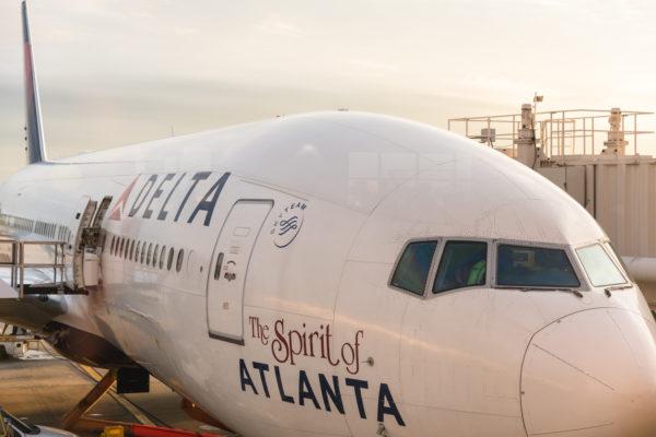 Delata Air Lines