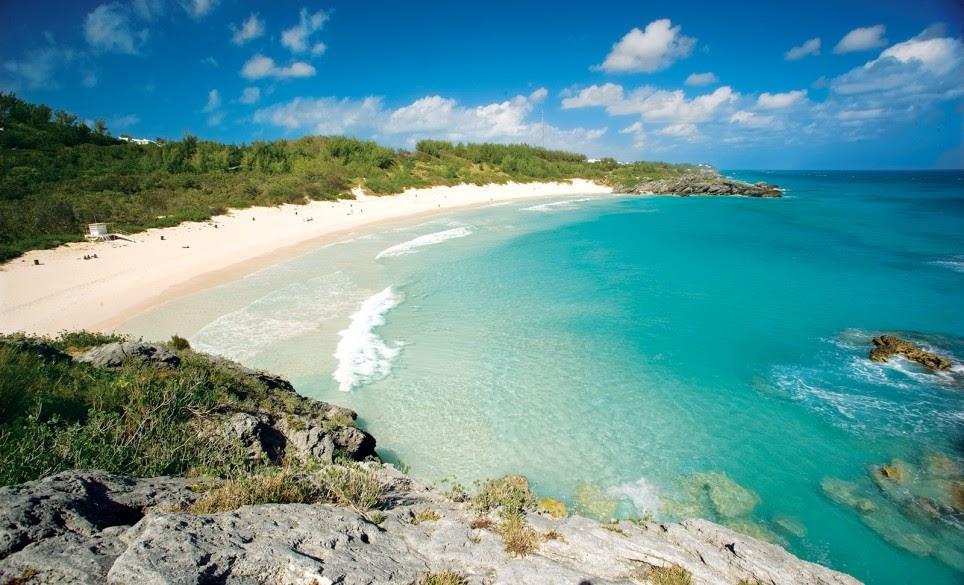 weekend getaways to Bermuda - head horseshoe bay