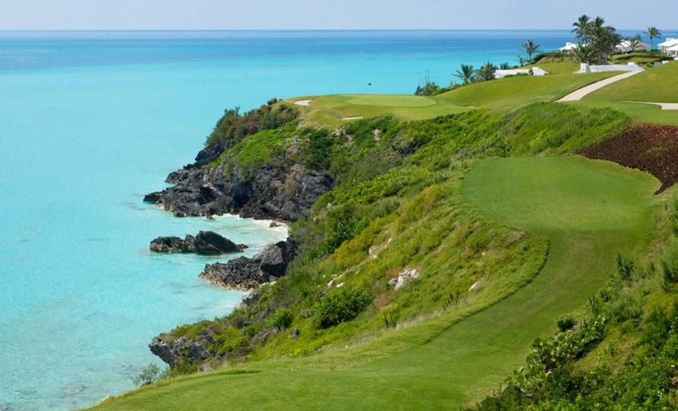 weekend getaways to Bermuda - Port Royal Golf Course