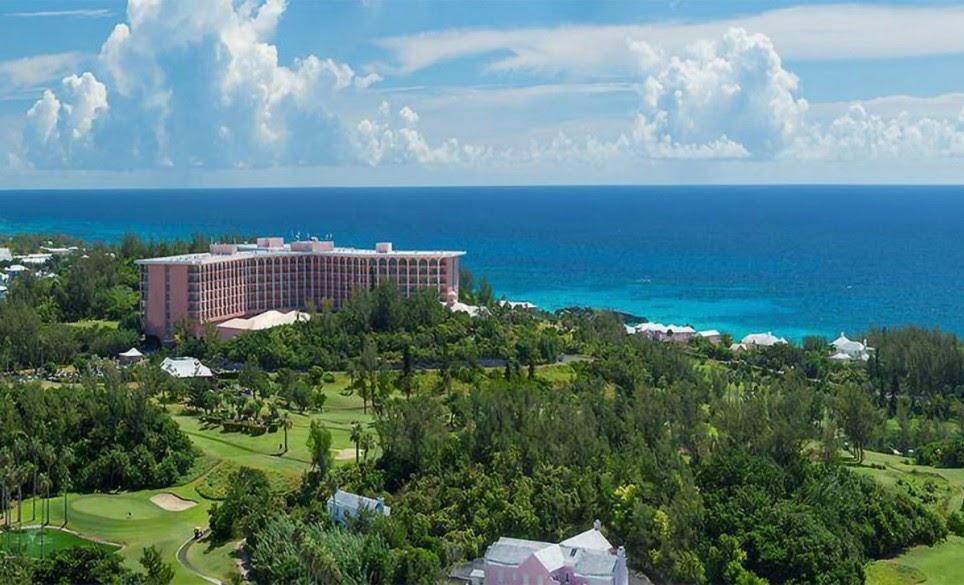 weekend getaways to Bermuda - Fairmont Southhampton