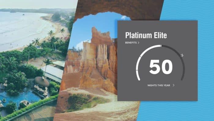 Marriott Platinum Elite Status