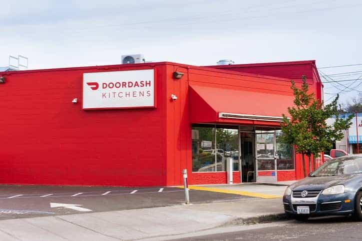 DoorDash credit