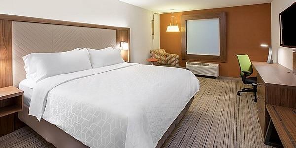 ihg hotels with golf