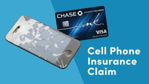 cellphone insurance claim
