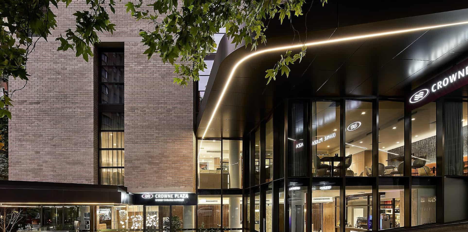 Best Hotels in Sydney - Crowne Plaza Sydney Darling Harbour