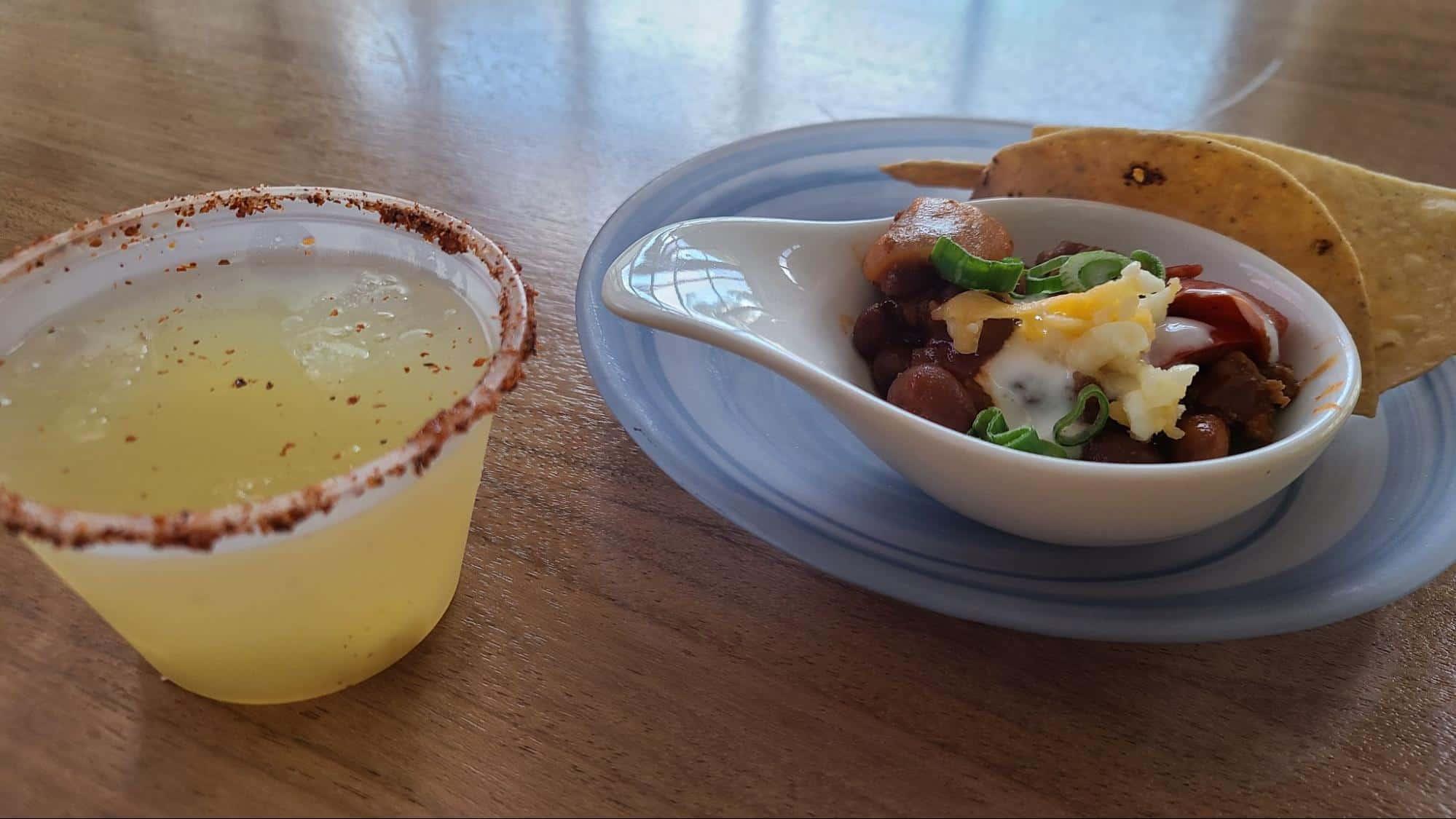 Culinary and mixology tastings at the Lobby Bar