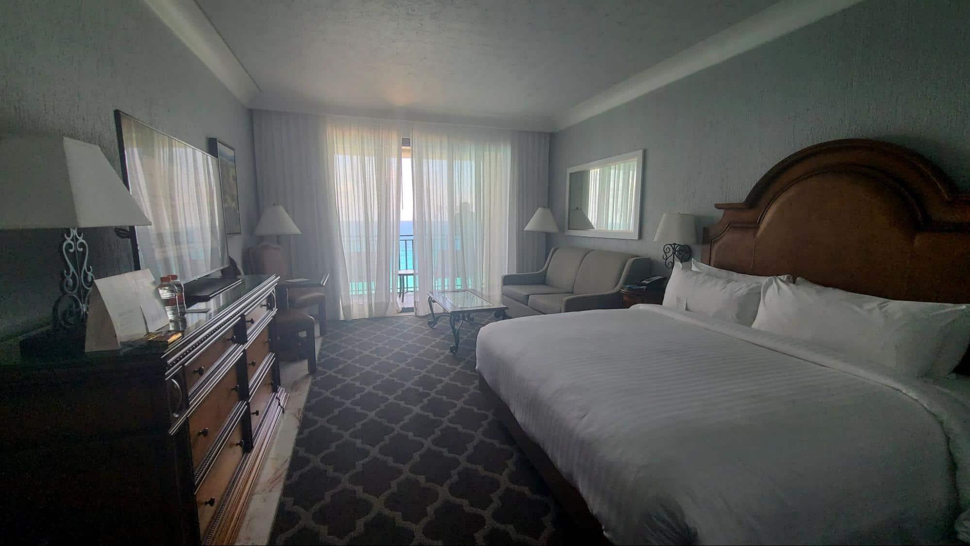 Marriott Cancun Resort-Room