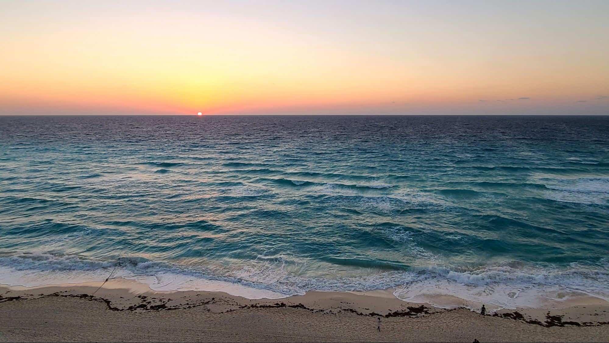 Marriott Cancun Resort-ocean view