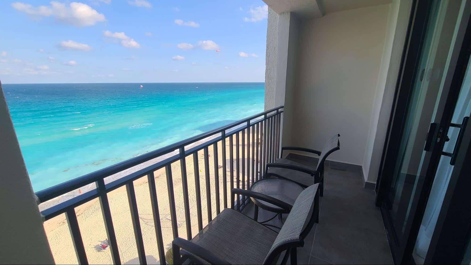 Marriott Cancun Resort-ocean views