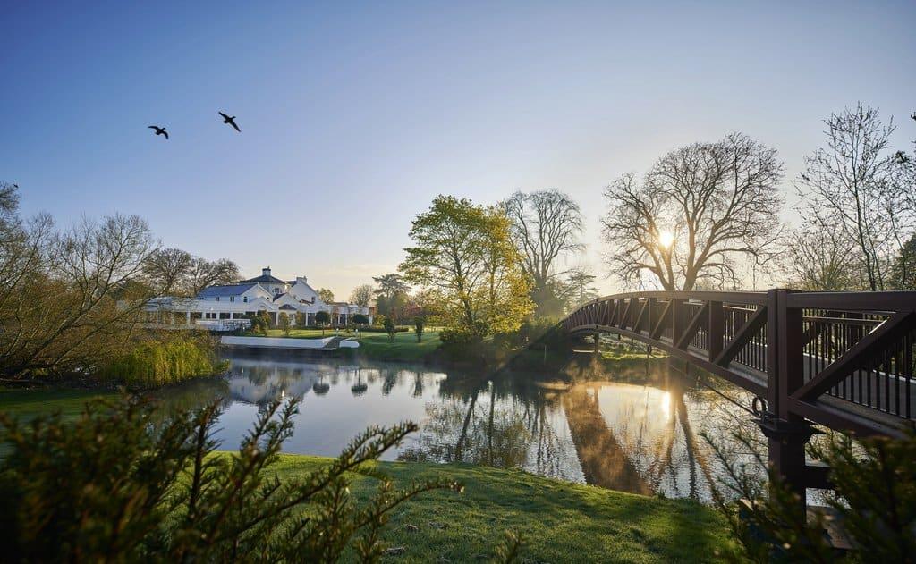 Monkey Island Estate - Bray, England river