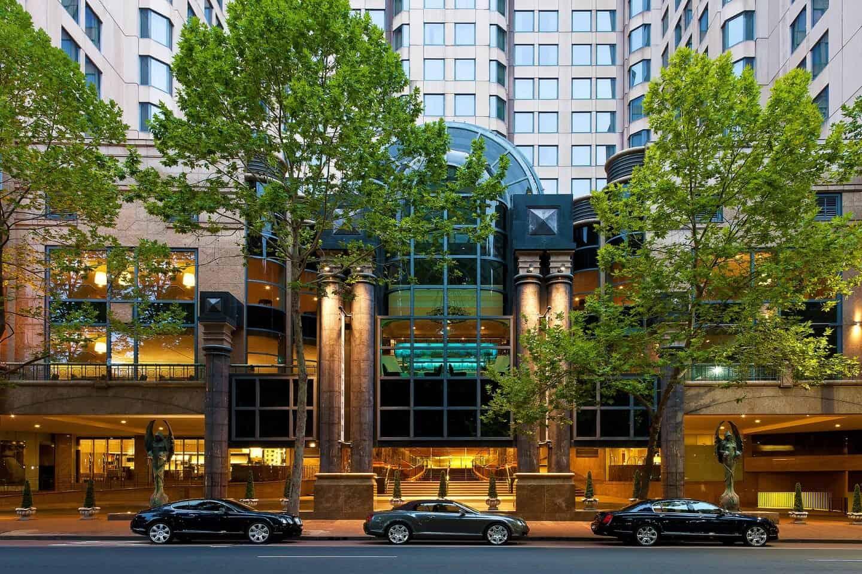 Best Hotels in Sydney-Sheraton Grand Sydney Hyde Park