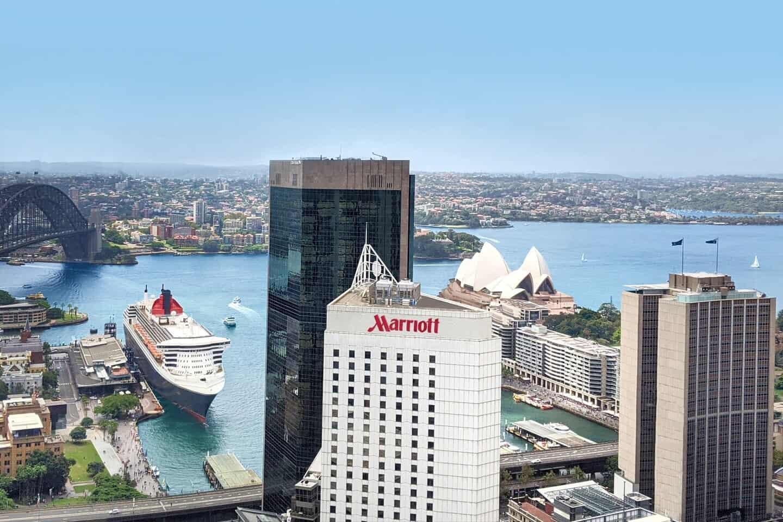 Best Hotels in Sydney-Sydney Harbour Marriott Hotel at Circular Quay