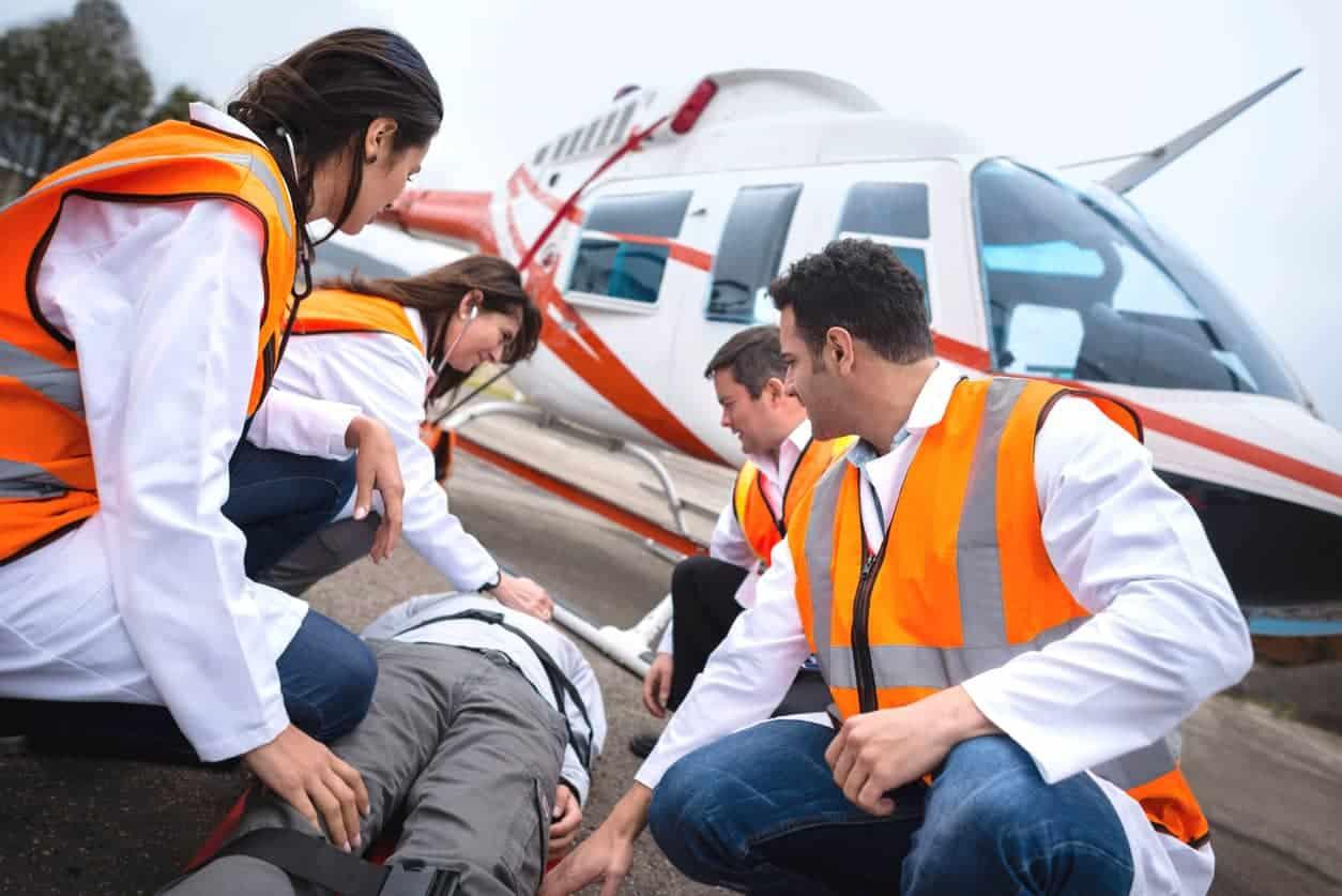 Travel protection benefits-medical evacuation