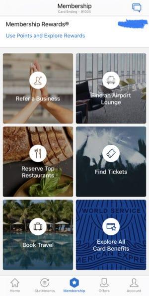 amex membership rewards