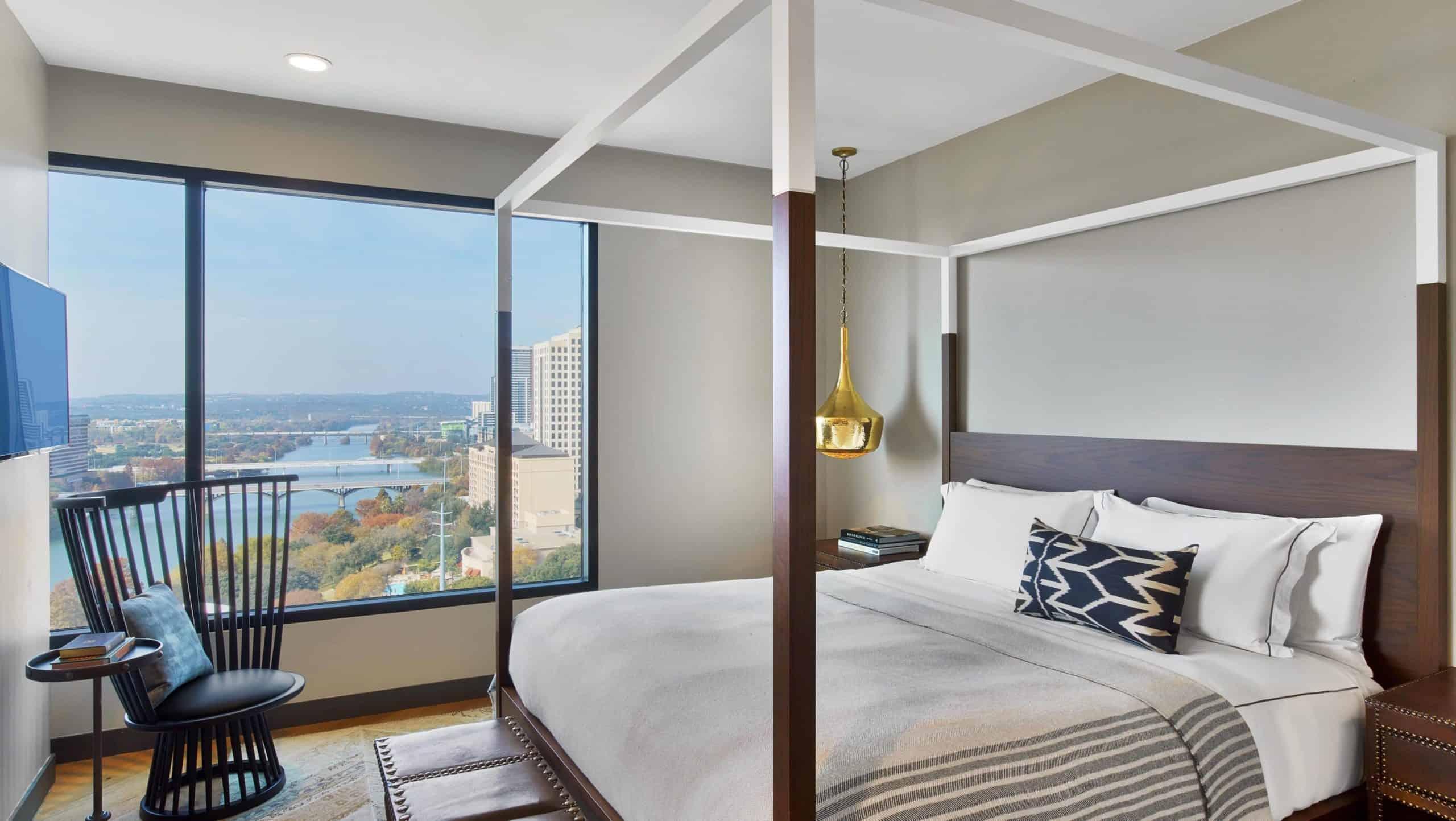 ihg hotels for family - Kimpton Hotel Van Zandt, Austin