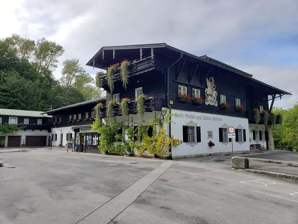 Hotel Zum Turken, Berchtesgaden