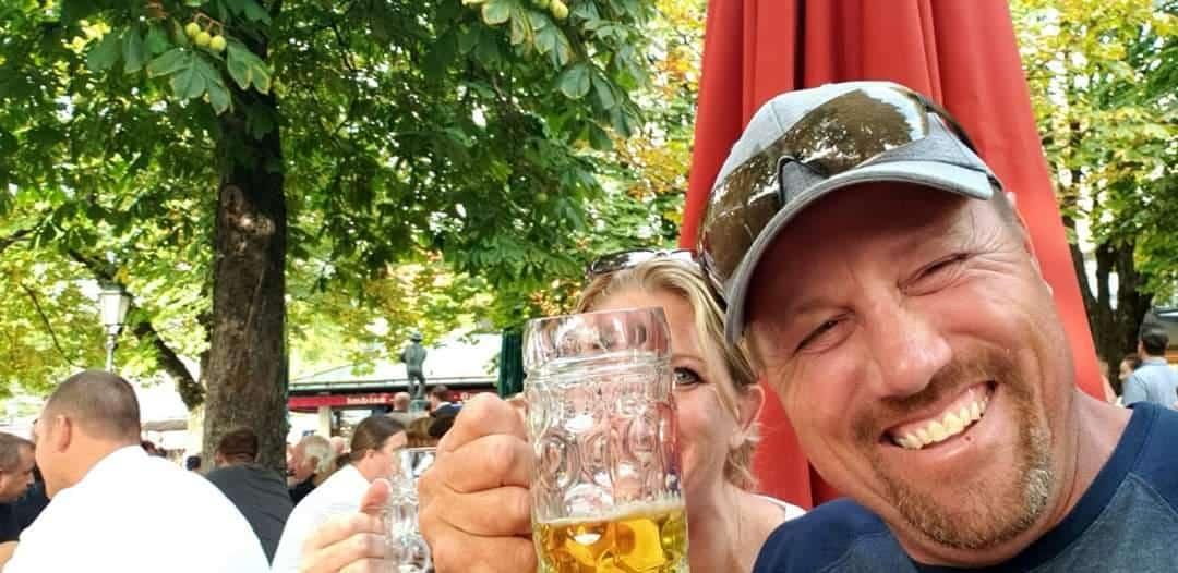 Munich – Virktualienmarkt Biergarten