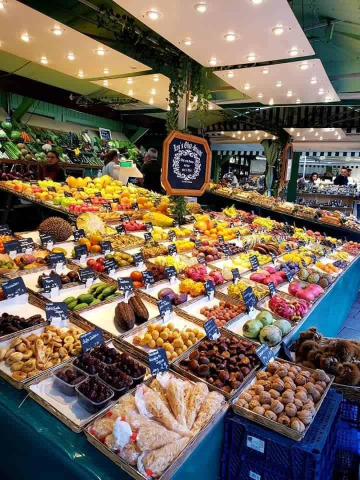 Munich Virkualienmarkt market