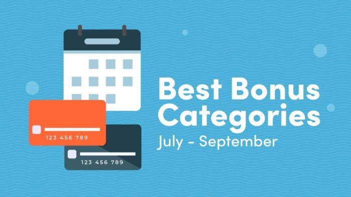 best bonus categories