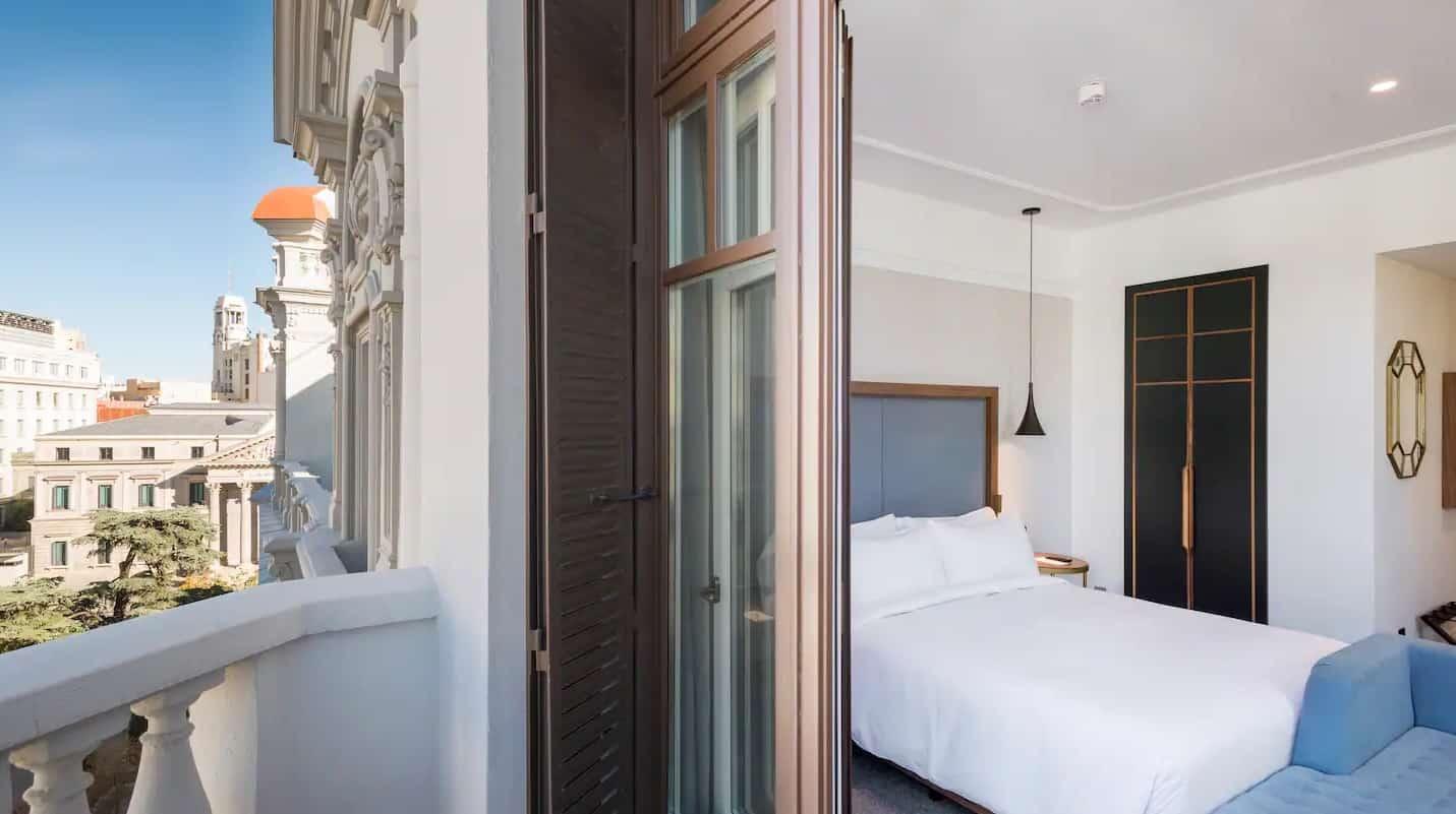 DoubleTree by Hilton Madrid-Prado - best hotels madrid