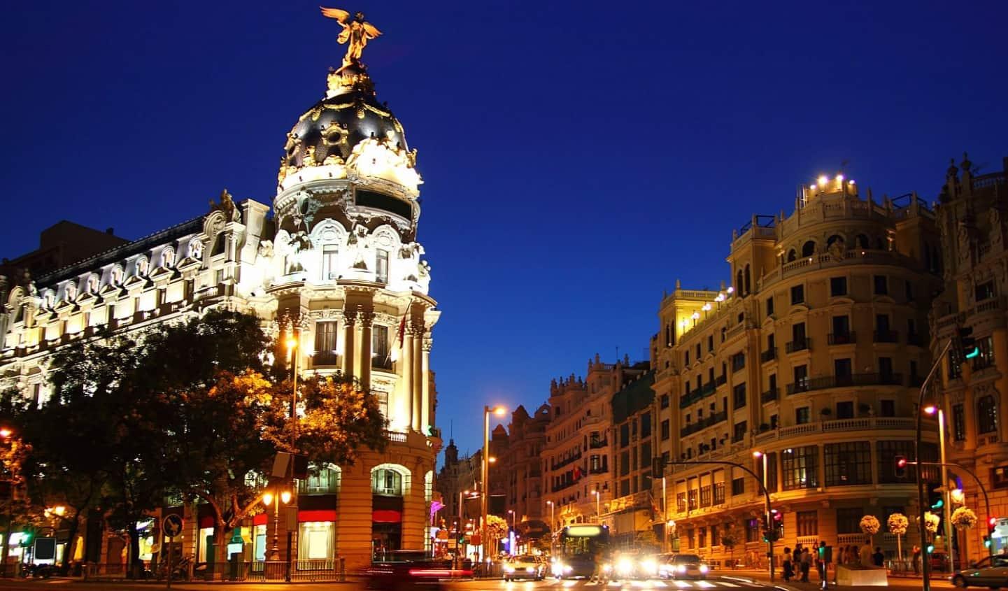 Hotel Atantico Madrid