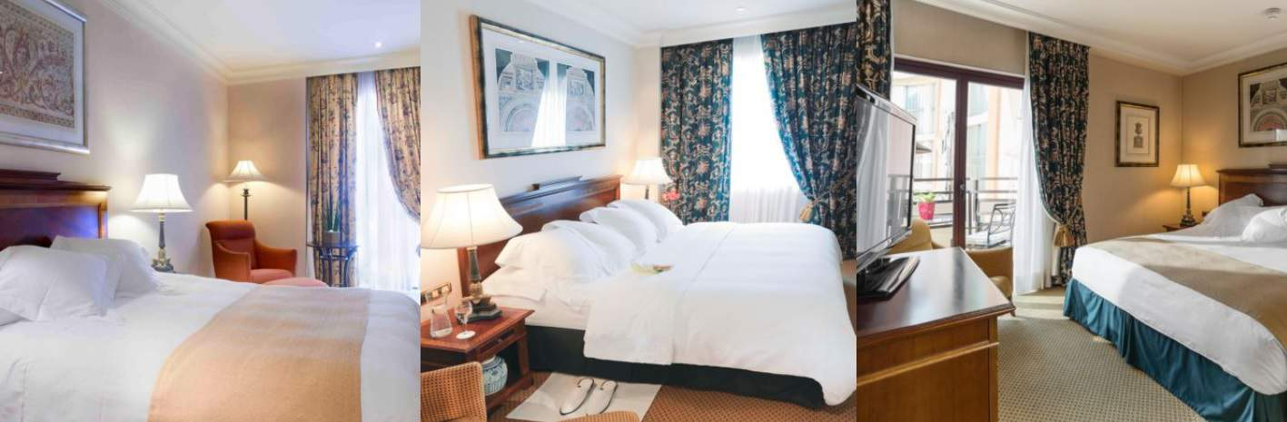 best hotels madrid - InterContinental Hotels Madrid