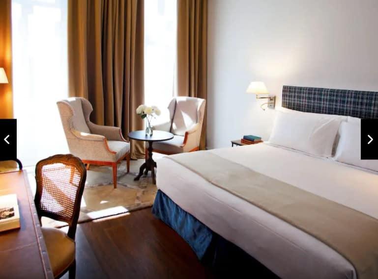 Urso Hotel & Spa - best hotels madrid