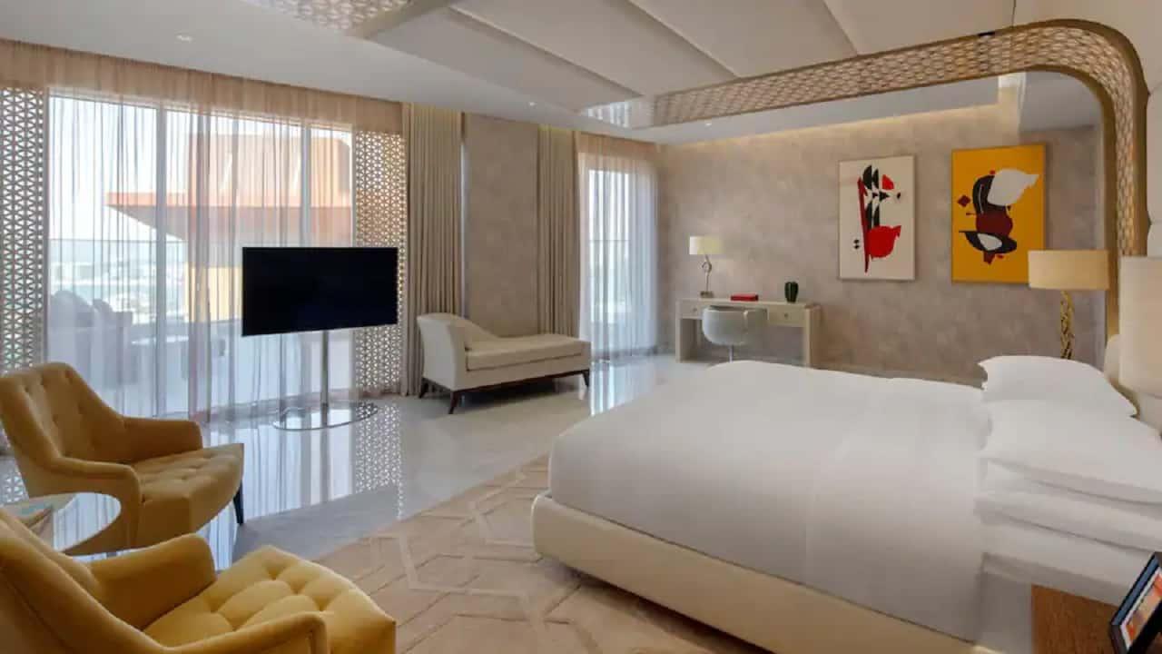 Andaz Dubai The Palm Royal Suite