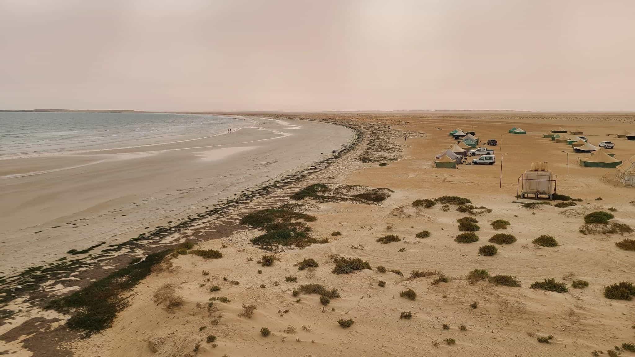 Cape Arkeiss Camp