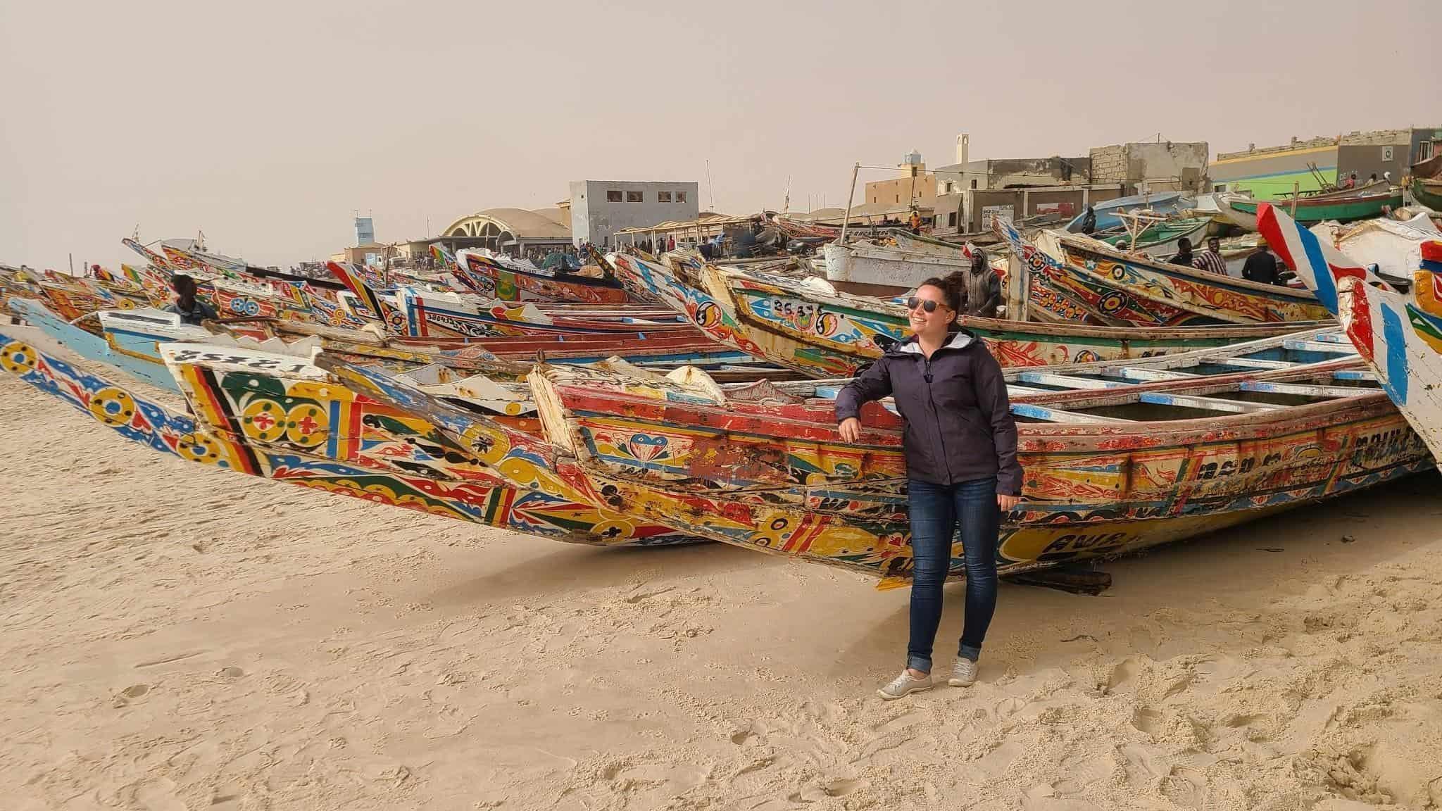 Port de Pêche, Nouakchott, Mauritania