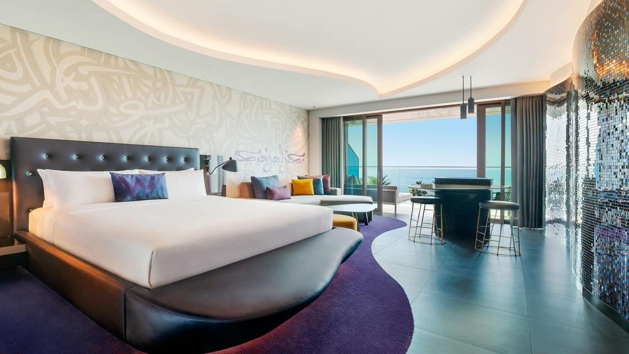 W Dubai – The Palm King Room