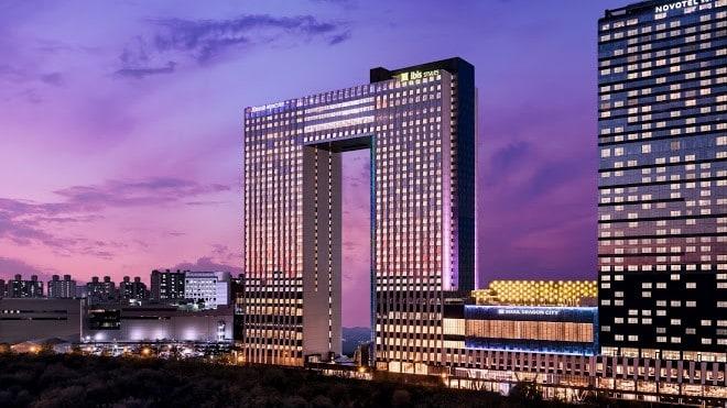 ibis Styles Ambassador Seoul Yongsan