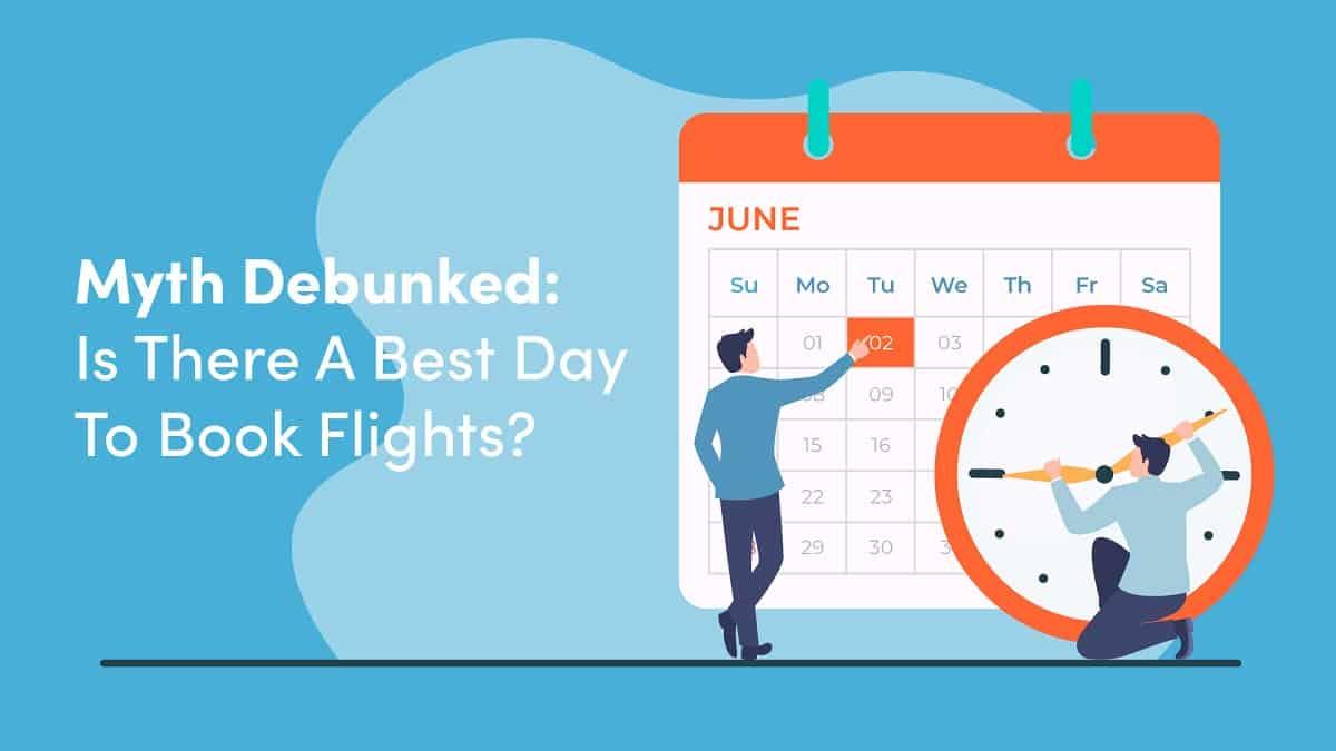 best day to book flights