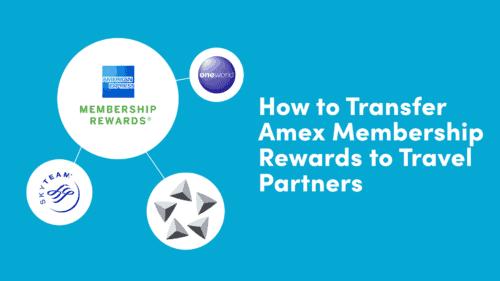 amex membership rewards transferable points to travel partners
