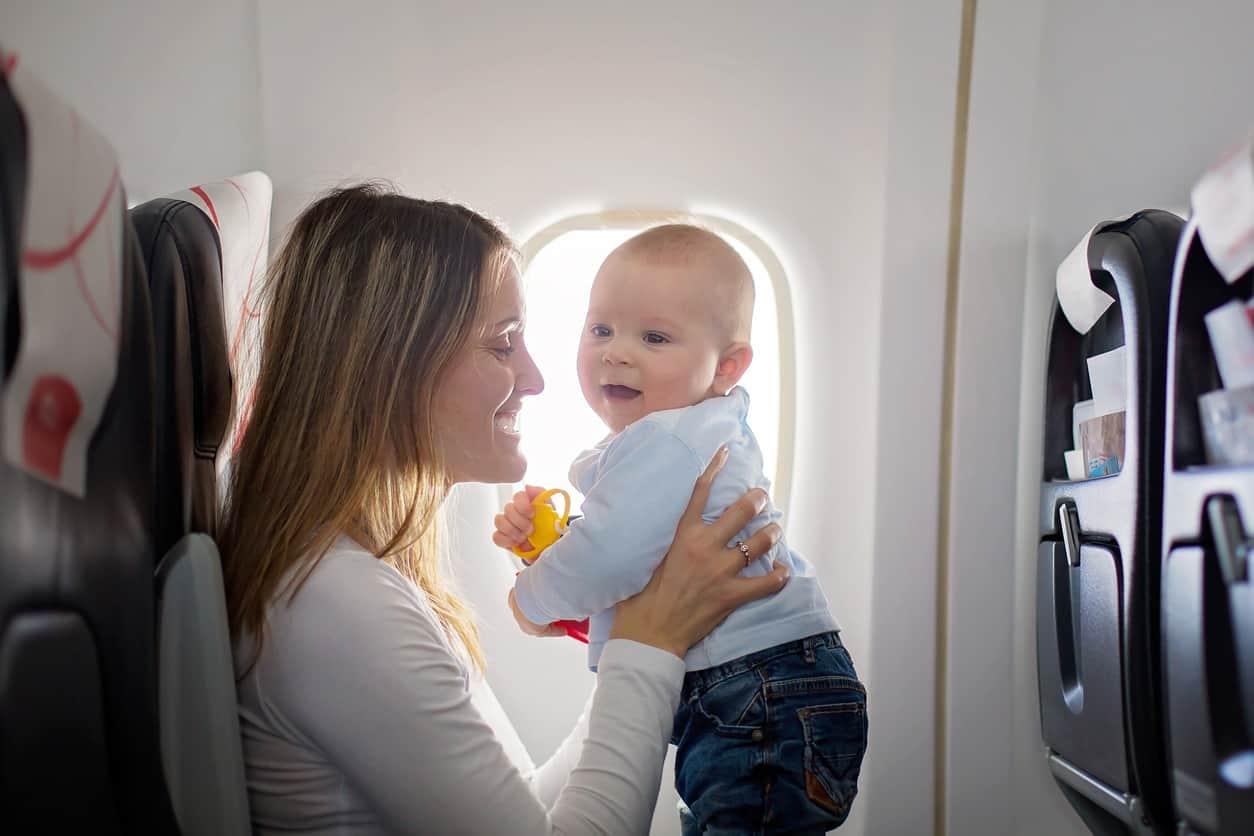 lap children policies southwest airlines