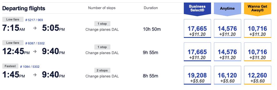 booking flights-return flights