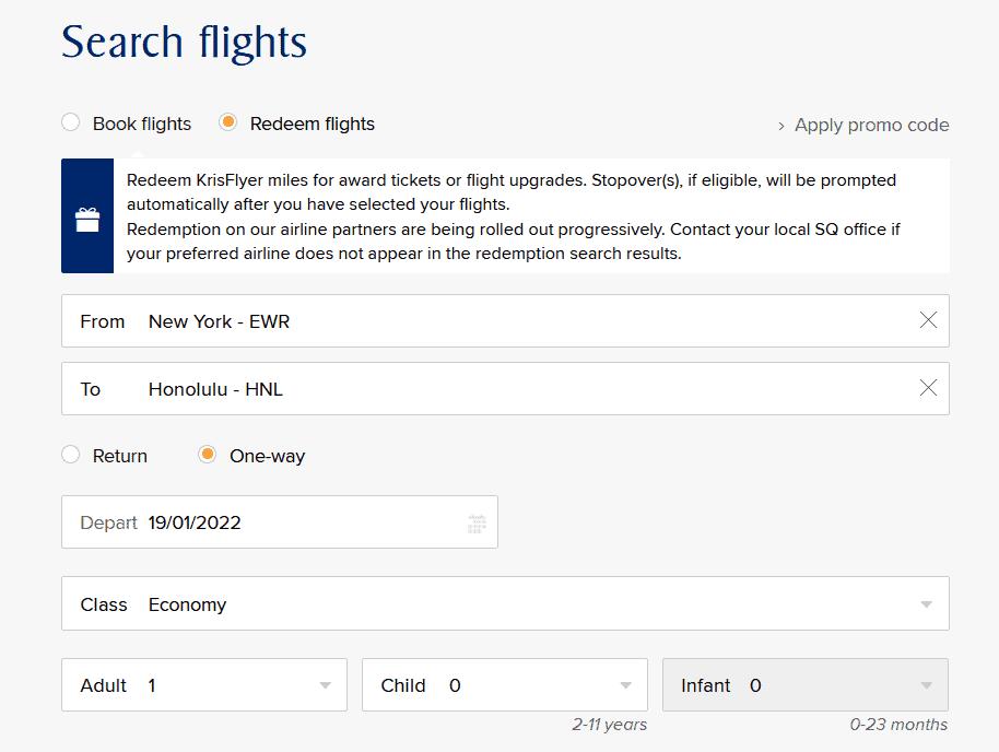 singapore airlines krisflyer2